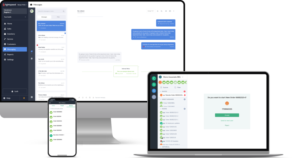 Omnichannel Communication Platform